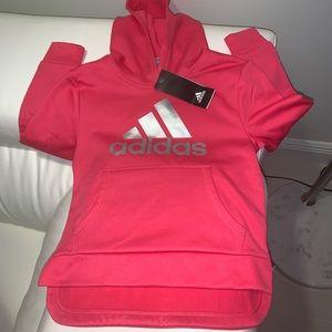 Adidas kids hoodies. NWT